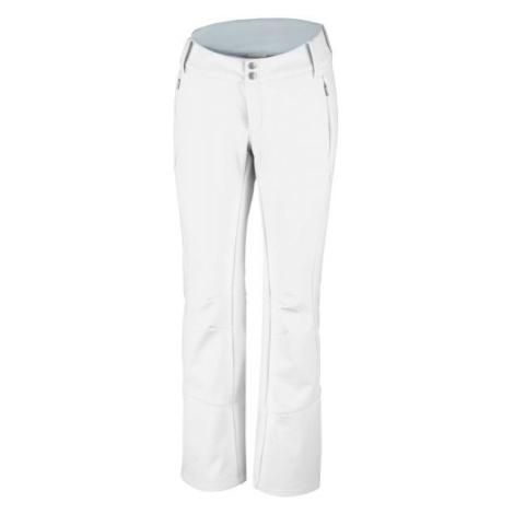 Columbia ROFFE RIDGE PANT bílá - Dámské zimní kalhoty