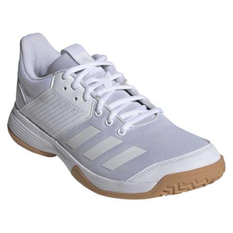 adidas LIGRA bílá - Dámská sálová obuv
