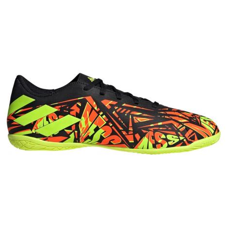 Sálové kopačky adidas NEMEZIZ MESSI.4 IN Černá / Více barev