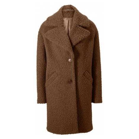 Heine Přechodný kabát čokoládová