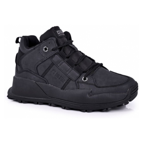 Men's Sport Shoes Big Star Black GG174416 Kesi