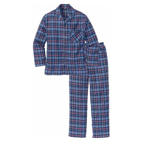 Flanelové pyžamo Bonprix