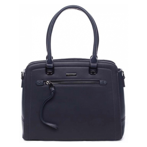 Dámská kabelka David Jones Isabelle - modrá