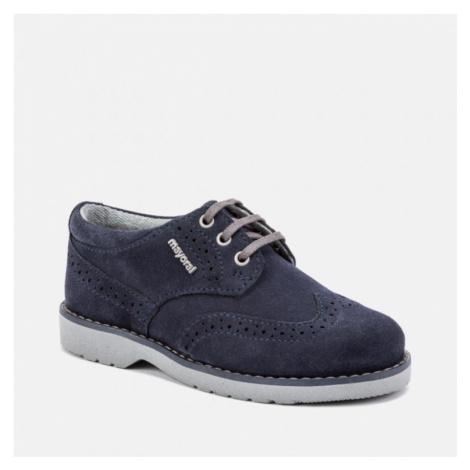 Chlapecká, vycházková obuv MAYORAL 44063 | modrá