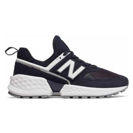 New Balance MS574NSA tmavě modrá - Pánská volnočasová obuv