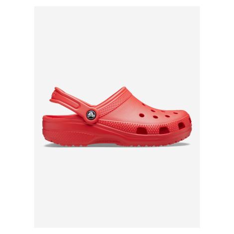 Classic Crocs Crocs Červená