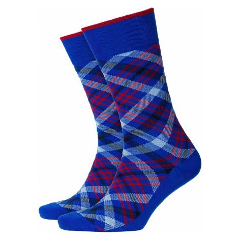 Ponožky Burlington CADOGAN modrá