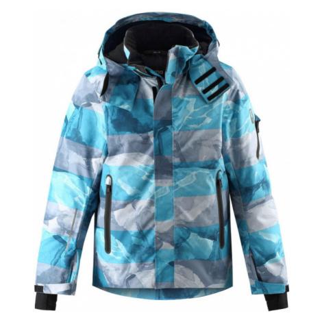 Dětská bunda Reima Wheeler dark sea blue