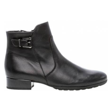Kožená kotníková obuv Cellbes