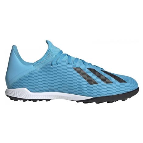 Kopačky adidas Performance X 19.3 TF Modrá / Černá