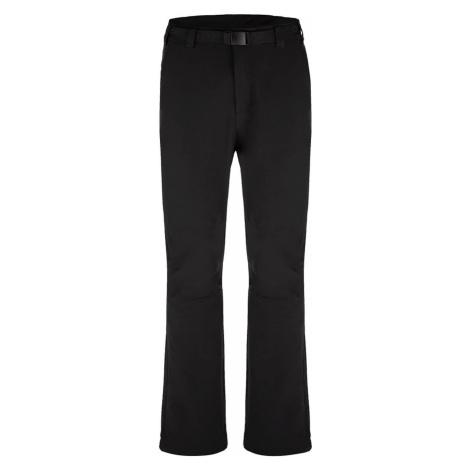 URICKE men's softshell pants black LOAP