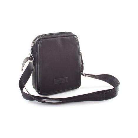 Hexagona Černá pánská taška přes rameno D72283 Černá