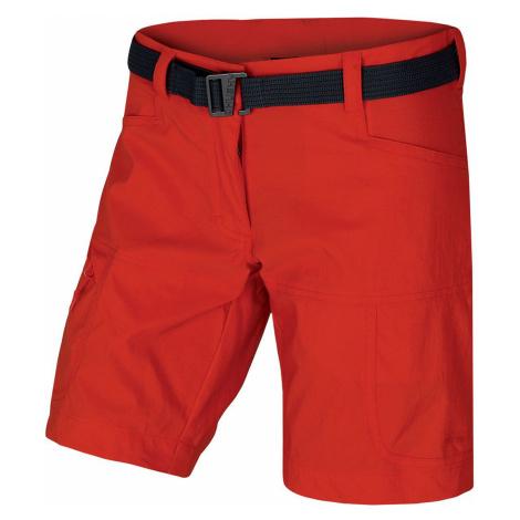 Husky Kimbi L, červená Dámské šortky