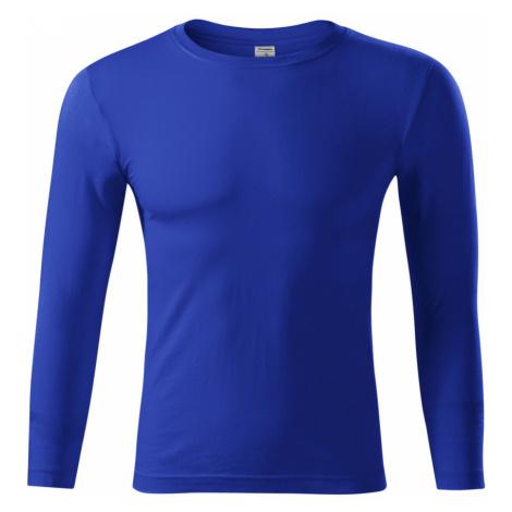 Piccolio Progress LS Unisex tričko P7505 královská modrá