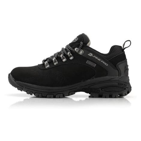 ALPINE PRO SPIDER 3 Uni outdoorová obuv UBTM121990 černá
