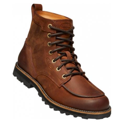 KEEN THE 59 MOC BOOT M Pánská celoroční obuv 10007964KEN01 brown