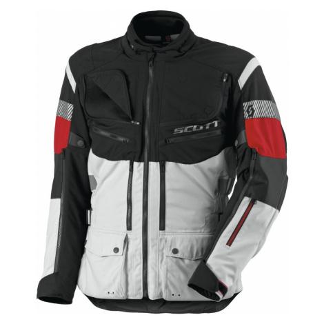 Moto Bunda Scott All Terrain Pro Dp Šedo-Červená