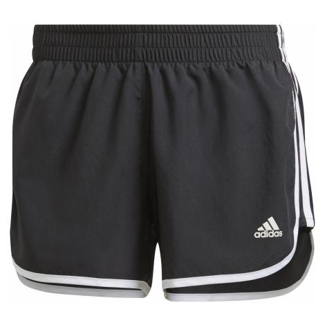 Dámské běžecké šortky adidas Marathon 20 Černá / Bílá