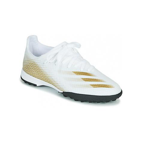 Adidas X GHOSTED.3 TF J Bílá