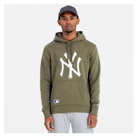 Pánská mikina New Era MLB New York Yankees Olive