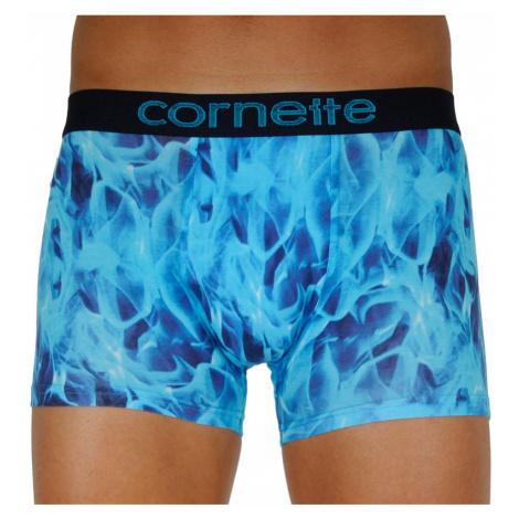 Pánské boxerky Cornette High Emotion modré (508/106)