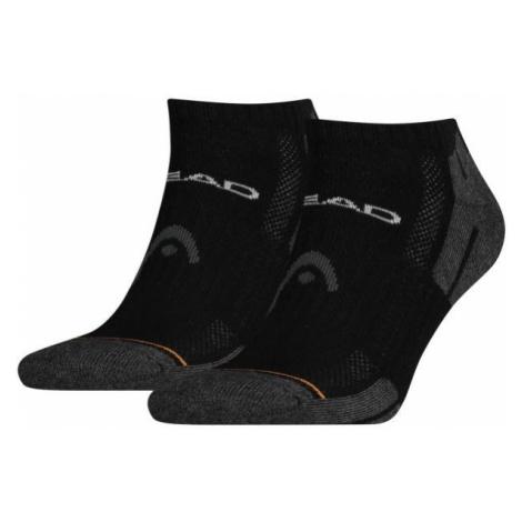 Head PERFORMANCE SNEAKER 2P černá 39-42 - Ponožky
