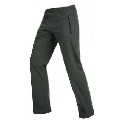 Pánské kalhoty dlouhé - prodloužené Litex 99587 | tmavě šedá