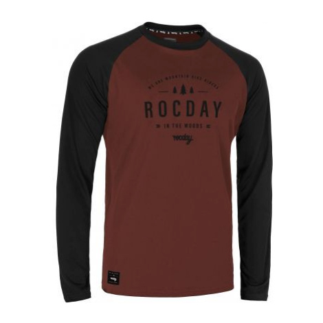 Dres na kolo Rocday Patrol Black/Red