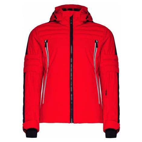 Lyžařská bunda Toni Sailer ELLIOT červená