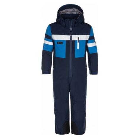 Chlapecká lyžařská kombinéza KILPI Pontino-jb modrá