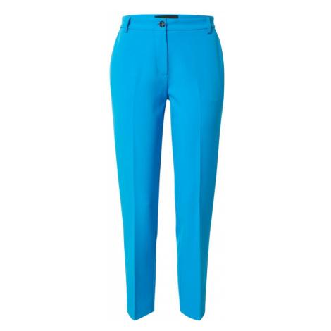 PINKO Kalhoty s puky 'BELLO' svítivě modrá