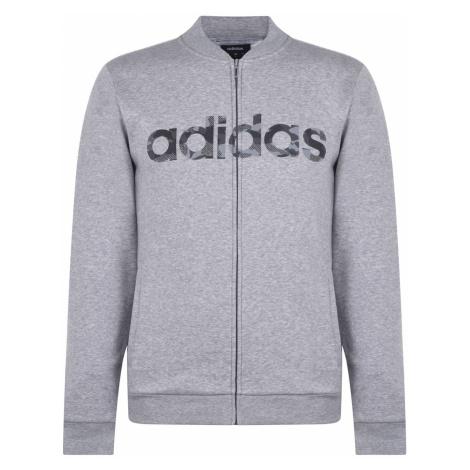 Adidas Linear Tracksuit Jacket Mens