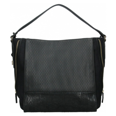 Dámská kabelka Sisley Matilda - černá