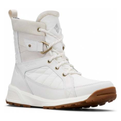 Columbia MEADOWS SHORTY OH béžová - Dámská zimní obuv