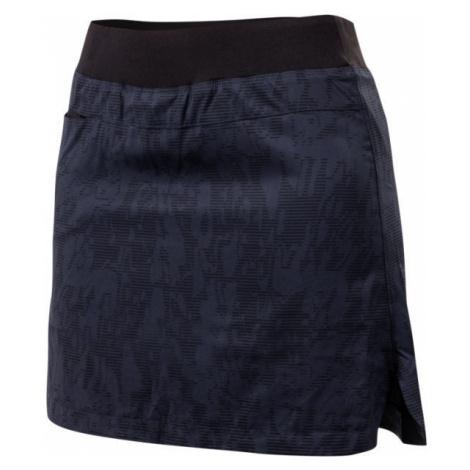 Klimatex IMELDA černá - Dámská běžecká sukně 2v1
