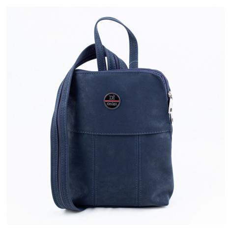 Batoh modrý 0202
