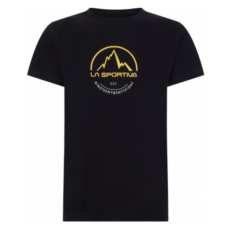 Pánské tričko La Sportiva Logo Tee black