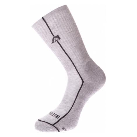 ALPINE PRO BANFF 3 Unisex ponožky USCN049613 modrá