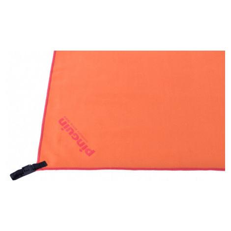 Ručník Pinguin Micro Towel 40x40cm orange