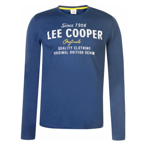Lee Cooper Long Sleeve Vintage Pánské triko dlouhý rukáv 59730718