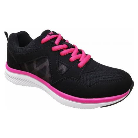 Arcore NICOLAS černá - Dívčí běžecká obuv