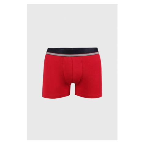 Červené boxerky Classic Blackspade
