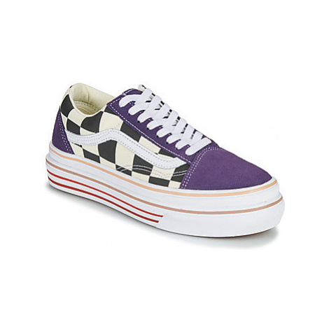 Vans SUPER COMFYCUSH OLD SKOOL Fialová