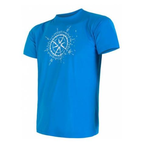 Sensor COOLMAX FRESH PT Kompas pánské tričko kr. rukáv blue