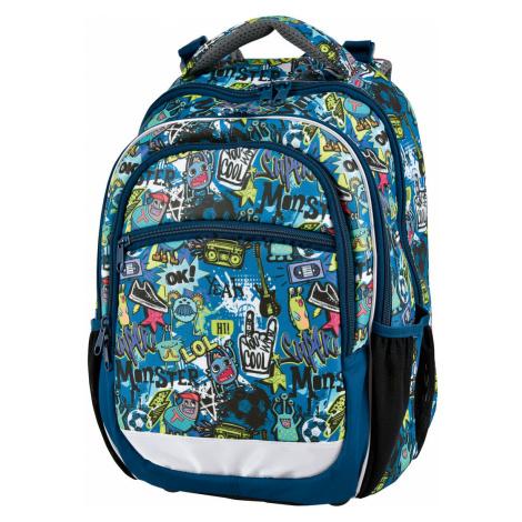 Stil školní batoh Comics Stil Trade