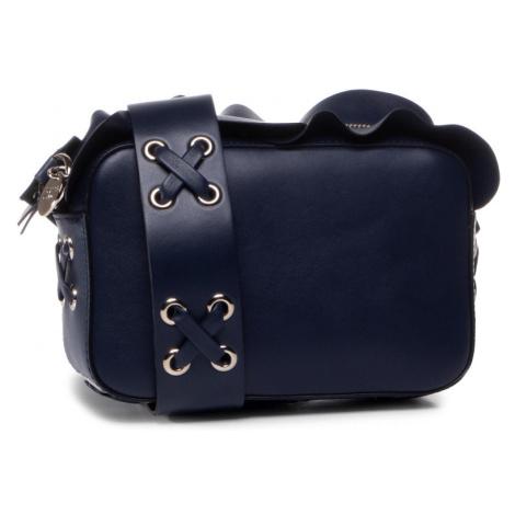 Modrá kožená kabelka - RED VALENTINO