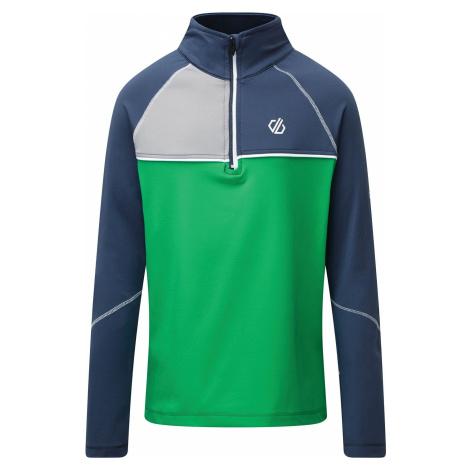 Dětské funkční triko Dare2b FORMATE tmavě modrá/zelená Dare 2b
