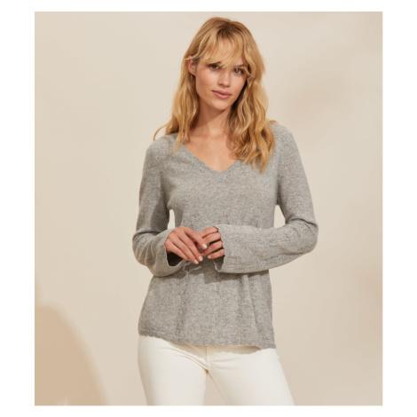 Svetr Odd Molly Quinn Sweater - Šedá