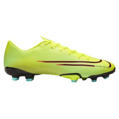 Nike MERCURIAL VAPOR 13 ACADEMY MDS FG/MG žlutá - Pánské kopačky