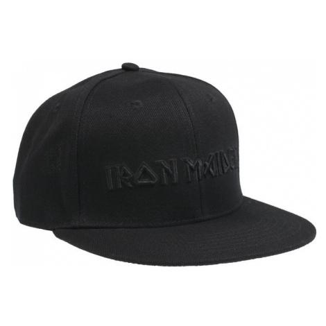 kšiltovka ROCK OFF Iron Maiden Logo & Trooper